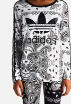 adidas Originals - Paisley Long Sleeve Tee