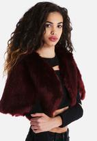 The Lot - Bonnie Faux Fur Bollero