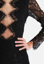 The Lot - Fatal Attraction Lace Dress
