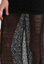 The Lot - Legroom Maxi Skirt