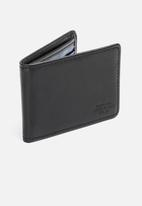 Globe - Lateral Wallet