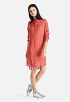 Vero Moda - Volume Oversized Shirt Dress