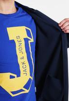Jack & Jones - Aiden Knit Zip Cardigan