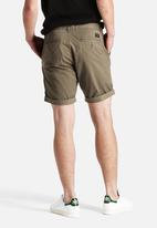 Selected Homme - Three Paris Bungee Shorts