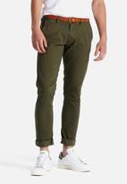 Selected Homme - Yard Grape Leaf Pants