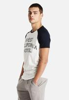Selected Homme - West O-Neck Tee