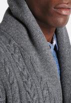 Bellfield - Ebbe Grey Knit