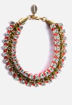 Miss Maxi - Diamante Bracelet
