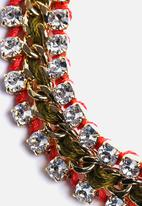 Miss Maxi - Diamante Bracelet