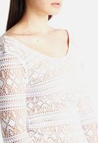 Goldie - Allie Lace Bodycon Dress