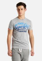 Superdry. - Ticket Type T-shirt
