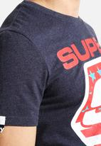 Superdry. - Moto X Tin T-shirt