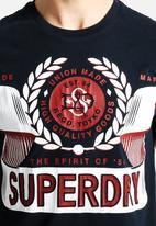 Superdry. - Nicotine Tin T-shirt