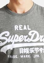 Superdry. - Vintage Logo T-shirt