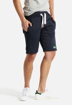 Superdry. - Orange Label Slim Shorts