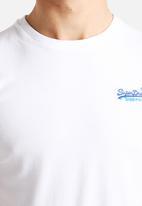 Superdry. - Orange Label Vintage T-shirt