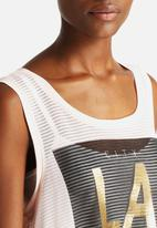ONLY - Palm Beach Highlow Tank Top
