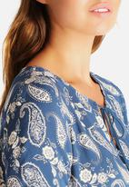 Glamorous - Stone Paisley Dress