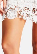 Glamorous - Lace Skirt