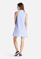 Glamorous - Sleeveless Swing Shirt Dress