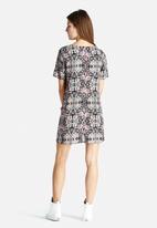 Glamorous - Folk Print Dress