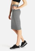 American Apparel - Ponte Mid Length Skirt