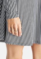 Glamorous - Swing Stripe Dress