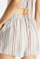 Glamorous - Stripe Shorts