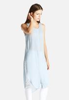Glamorous - Sleeveless Long Top