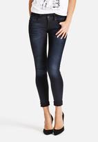 G-Star RAW - Midge Mid Skinny Jeans