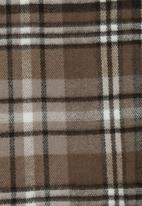 8th Avenue - Tartan Coco Throw