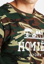 Reason - Homies Tee