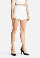 Glamorous - Crochet Shorts
