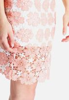 Glamorous - Floral Lace Skirt
