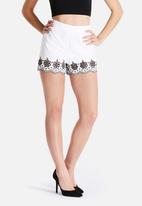 Glamorous - Embellished Shorts