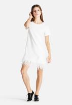 Glamorous - Feather Flirt Dress