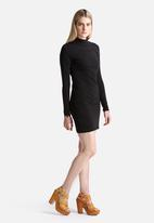 Vero Moda - Grace Collar Short Dress