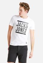 Jack & Jones - Fly Tee Crew Neck