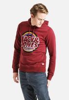 Jack & Jones - Kevin Sweat Hood