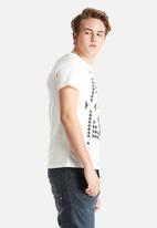 Jack & Jones - Shot Tee Crew Neck