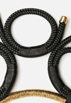 Pichulik - Collier Noir Necklace