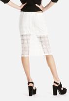Glamorous - Square Crochet Skirt