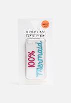 Skinnydip - 100% Mermaid iPhone Cover