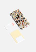 Skinnydip - Pizza Queen iPhone Cover