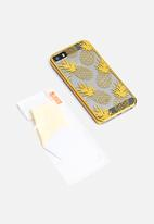 Skinnydip - Gold Pineapple iPhone Cover