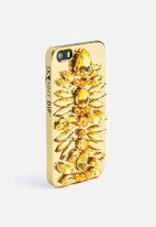Skinnydip - Amber Bling iPhone Cover