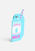 Skinnydip - Blue Milk iPhone Cover