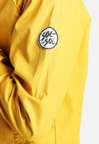 Sol-Sol - Twill Jacket