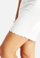AX Paris - String Textured Bodycon Dress