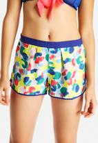 Artistic Revolution in Time - Printed Shorts